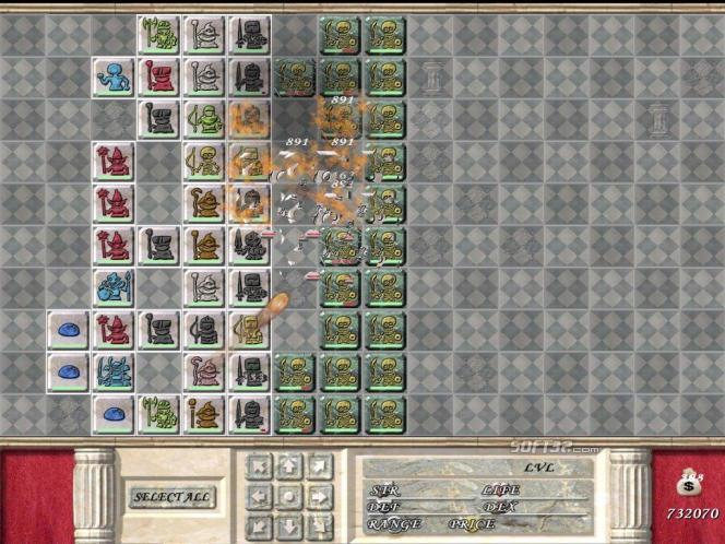 Battle Of Tiles Screenshot 2