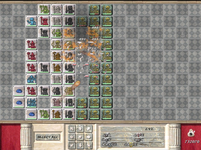 Battle Of Tiles Screenshot