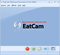 EatCam Webcam Recorder for MSN 1