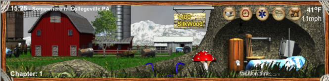 SilkWood Spring Screenshot 1