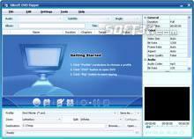 Xilisoft DVD Ripper Standard Screenshot 2
