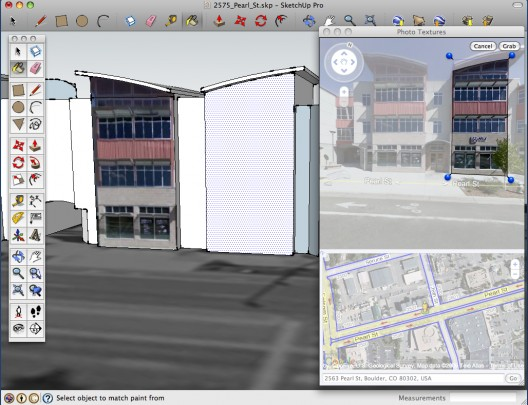 Google SketchUp for Mac Screenshot 2