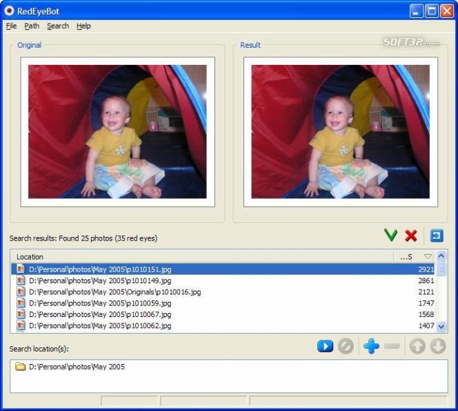 FirmTools RedEyeBot Screenshot 2