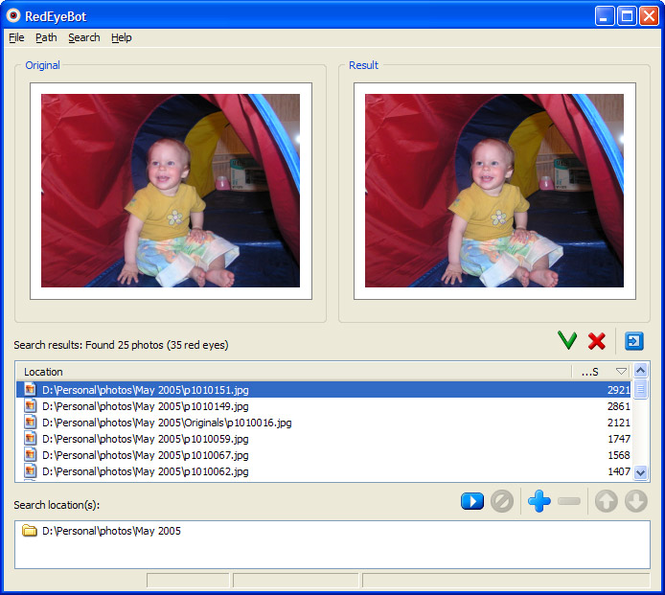 FirmTools RedEyeBot Screenshot 1