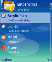 AutoThemes Screenshot