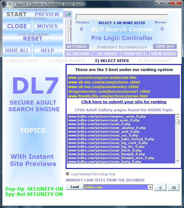 Downloader Net Downloader Screenshot 1