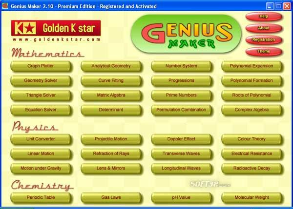 Genius Maker Screenshot 3
