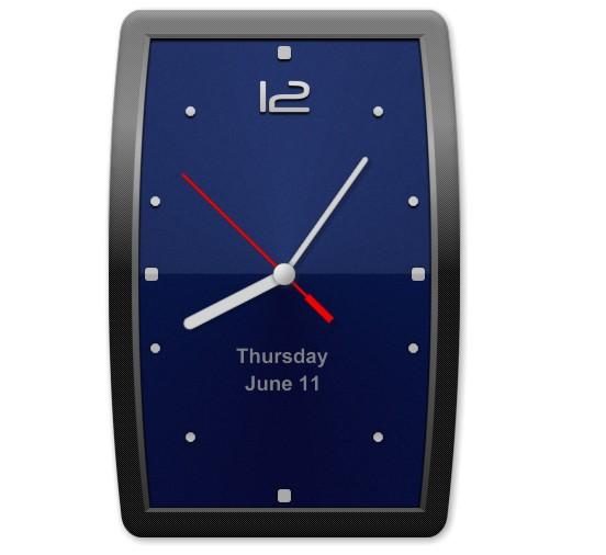Big Clock Pro Screenshot