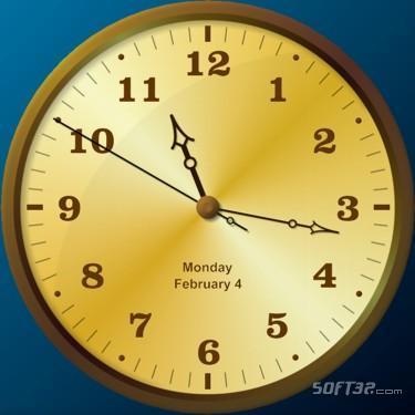 Big Clock Pro Screenshot 2