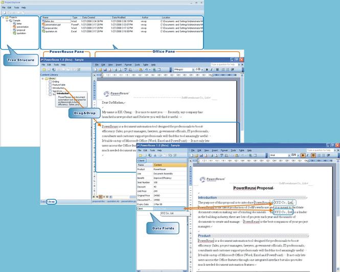 PowerReuse Screenshot