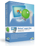 Rohos Logon Key Screenshot 1