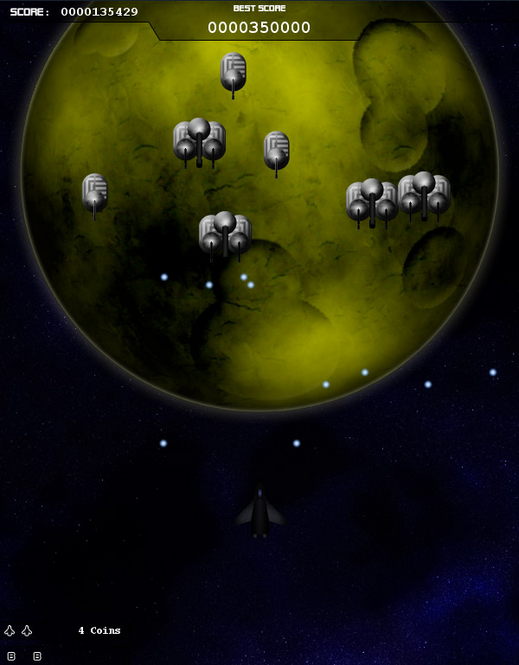Black Armada Screenshot 1