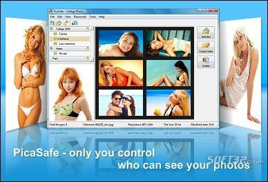 PicaSafe Screenshot 2