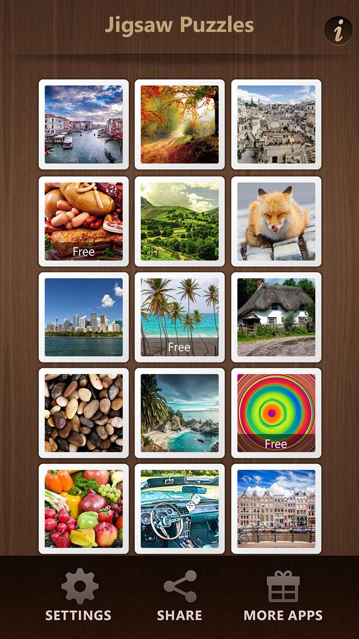 Jigsaw Puzzles Screenshot 2