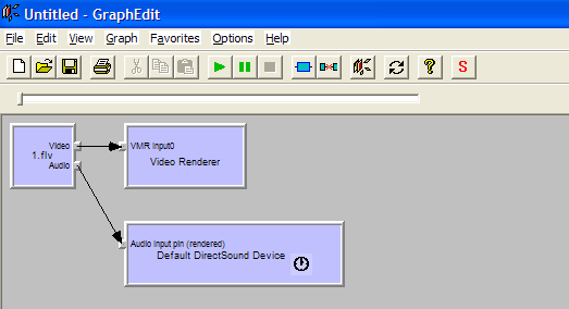 FLV Directshow Pro Source Filter Screenshot