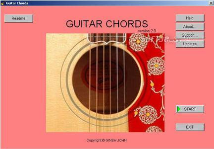 Guitar Chords Screenshot 1