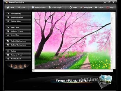 Frame Photo Editor Screenshot 2