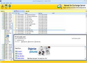 EDB Recovery Screenshot 1