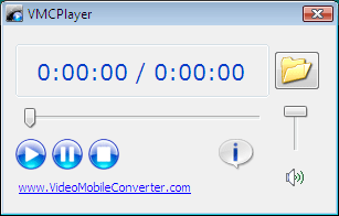 VMCPlayer Screenshot