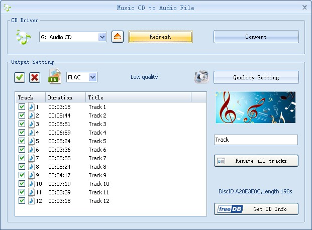 FormatFactory Screenshot 2
