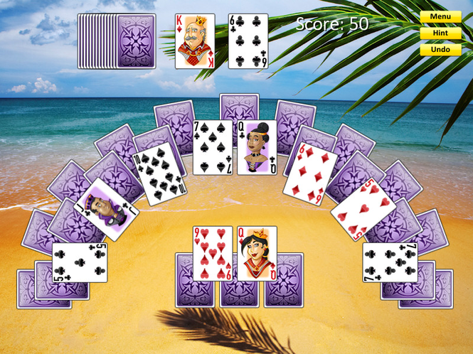 Solitaire Epic (Mac) Screenshot 1