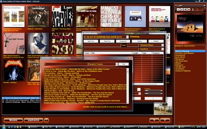 Home JukeBox Screenshot
