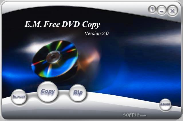 E.M. Free DVD Copy Screenshot 3