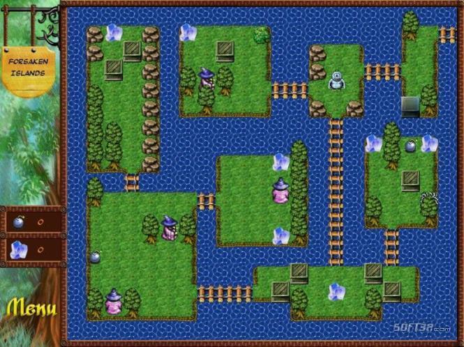 Zamby and the Mystical Crystals (Mac) Screenshot 3