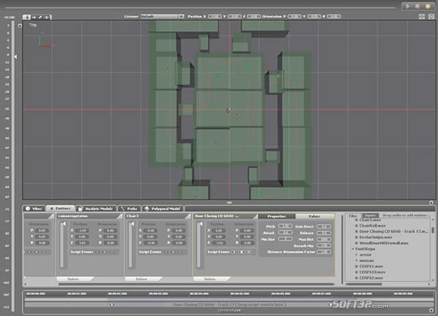 VibeStudio Designer Screenshot