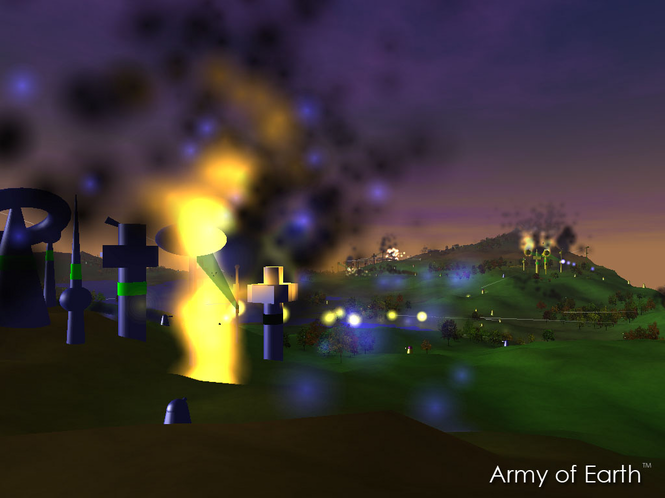 Army of Earth Screenshot