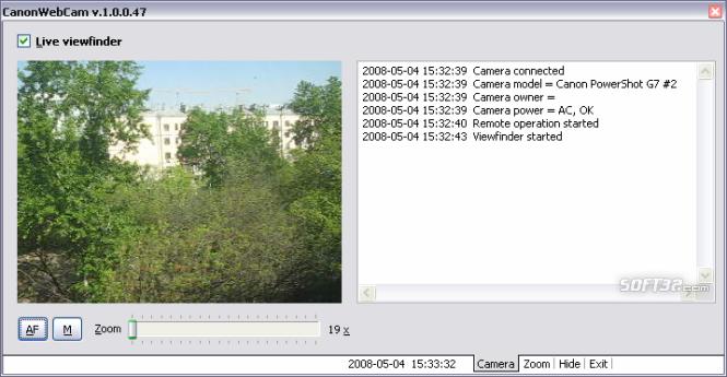 ExtraWebcam Screenshot 2