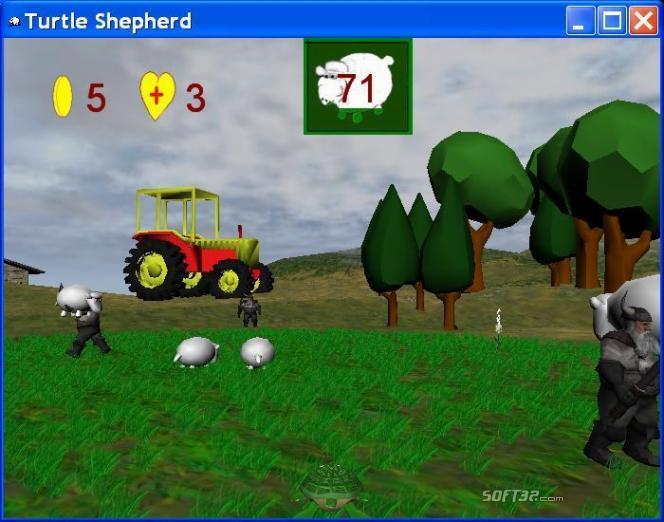 Turtle Shepherd Screenshot 3