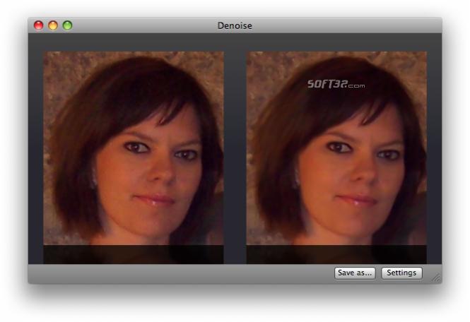 Denoise Screenshot