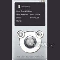 Aniosoft iPod Smart Backup Screenshot 1