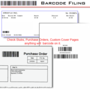 Simple Barcode Filer 1