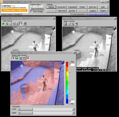 i-Catcher Sentry Screenshot 1