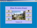 Home Inventory Keeper 1