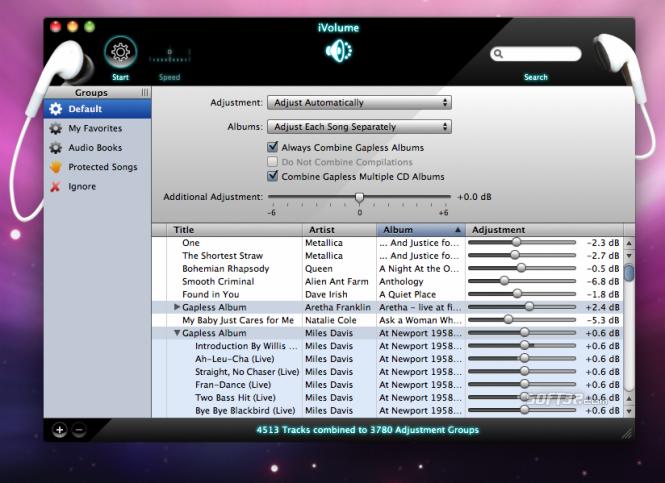 iVolume for Mac Screenshot 2