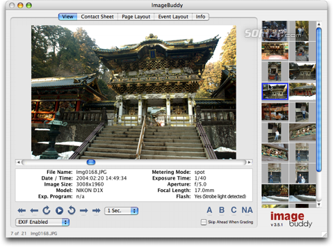 ImageBuddy Screenshot