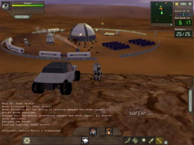 Expedition Delta Screenshot 2