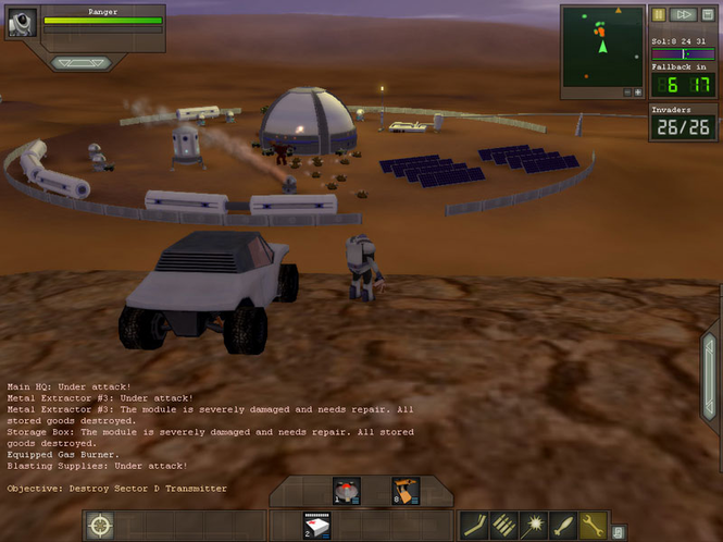 Expedition Delta Screenshot 1