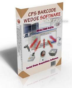 CPS Barcode Wedge Software Screenshot 3