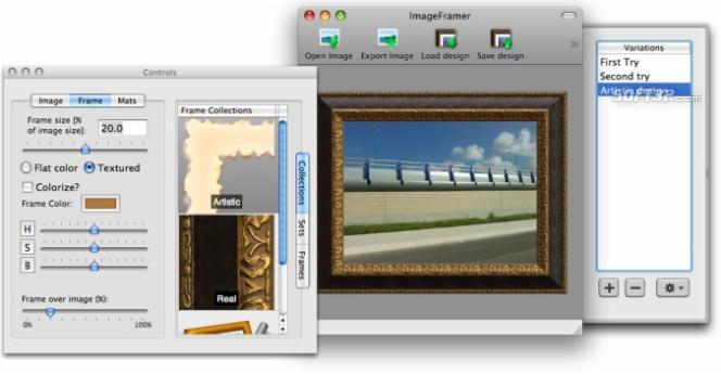 ImageFramer Screenshot