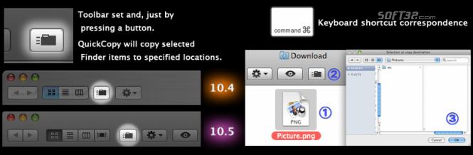 QuickCopy Screenshot 1