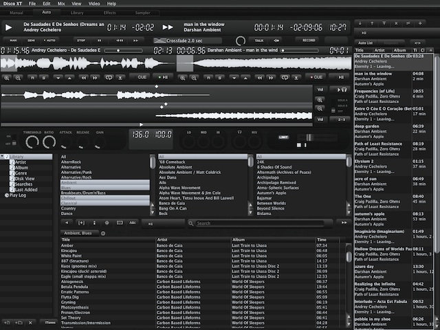 Disco XT DJ Screenshot
