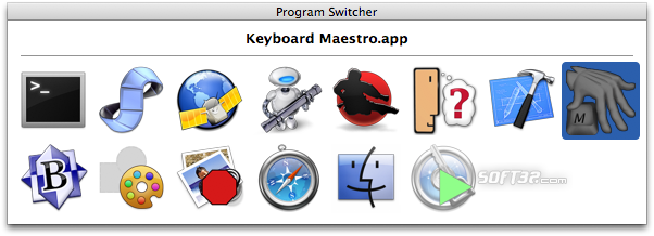 Keyboard Maestro Screenshot 2