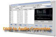 3Q DVD Audio MP3 Ripper Screenshot 1