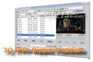 3Q DVD Ripper Platinum Screenshot 1