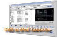 3Q DVD to iPod Converter Screenshot 1