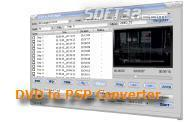 3Q DVD to PSP Converter Screenshot